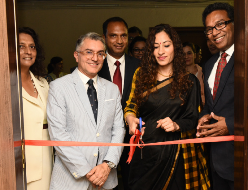 Inauguration of Goa Desk of PIB Hub, 16 Aug 2017